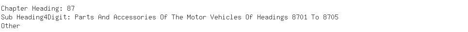 Indian Exporters of motor parts - Esstu Exports Pvt Ltd