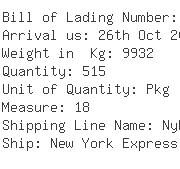 USA Importers of needle bearing - Ntn Bearing Corpof Canada Ltd
