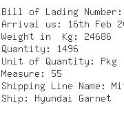 USA Importers of nickel brass - Imperial Inter-freight Inc