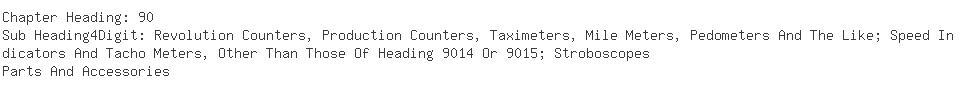 Indian Importers of oil gear - Hindustan Motors Ltd