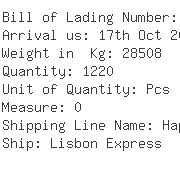 USA Importers of olive oil - Ifs Neutral Maritime Svc Inc