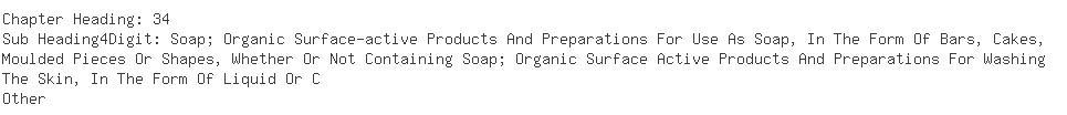 Indian Exporters of organic chemical - K. Patel International
