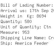 USA Importers of pen card - Ups Ocean Freight Services