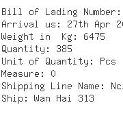 USA Importers of plastic ball - China Container Line Ltd