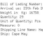 USA Importers of regulator - China Container Line Usa Inc