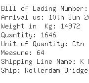 USA Importers of rubber ball - Ups Ocean Freight Services Inc