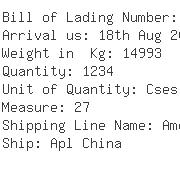 USA Importers of sardine - American Commercial Transport Inc