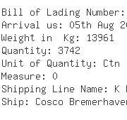 USA Importers of sardine - Goya Foods Inc