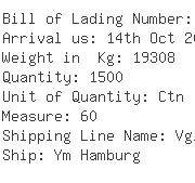 USA Importers of seafood frozen - Tai Foong International Ltd