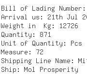 USA Importers of sock - Nippon Express U S A Illinois