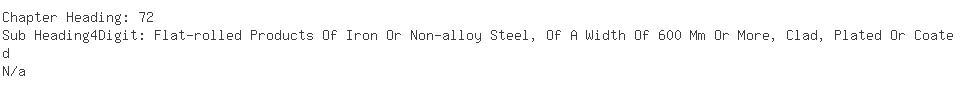 Indian Exporters of steel roll - Jindal Iron  &  Steel Company Ltd