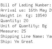 USA Importers of styrene - Laufer Freight Lines Ltd