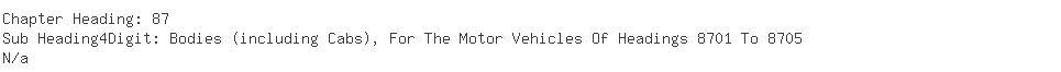 Indian Importers of testing equipment - Hindustan Motors Ltd