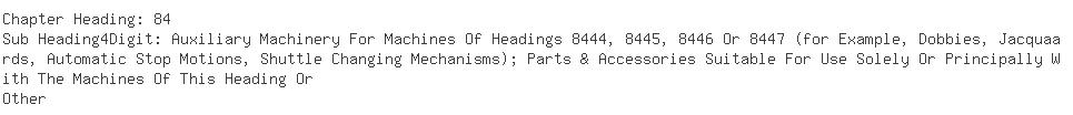 Indian Importers of thread - Alidhra Textool Engineerrs Pvt. Ltd