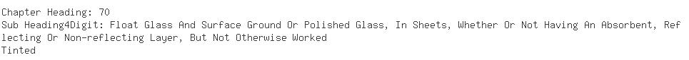 Indian Exporters of tin - Asahi India Glass Ltd