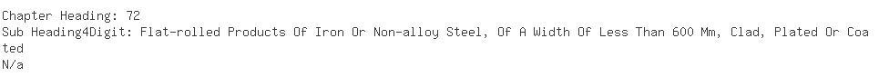 Indian Importers of tin - Balaji Steel Enterprises