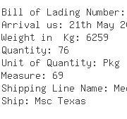 USA Importers of tin - Asian Logistics Inc
