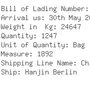 USA Importers of towel cotton - Link  &  Link Shipping North America