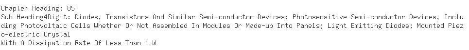 Indian Importers of transistors - Datapro Electronics Pvt Ltd