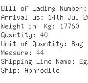 USA Importers of trimethyl - Nissin International Transport