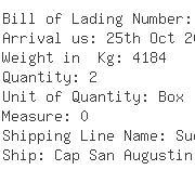 USA Importers of tube box - Kuehne  &  Nagel Inc