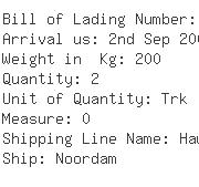 USA Importers of uniform - Freightco Logistic Seattle