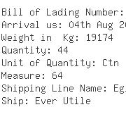 USA Importers of ups system - Dhl Global Forwarding