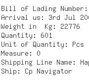 USA Importers of valve ball - Dhl Danzas Air  &  Ocean