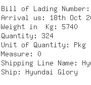 USA Importers of valve casting - Dhl Global Forwarding-nyc