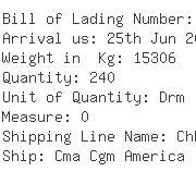 USA Importers of vanillin - Prominence Cargo Service Inc