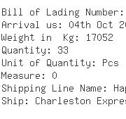 USA Importers of wooden case - Dhl Global Forwarding