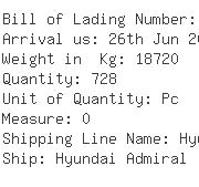 USA Importers of wooden door - Expeditors Intl-cvg