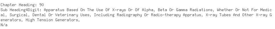 Indian Exporters of x ray film - B. K. X-ray Equipments Company