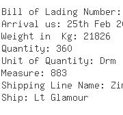 USA Importers of xanthan gum - Trust Global Logistics Inc