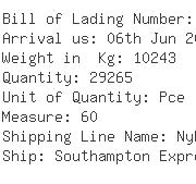 USA Importers of yarn dye - China Container Line Ltd