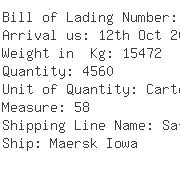 USA Importers of yarn dyed polyester - Rical Logistics