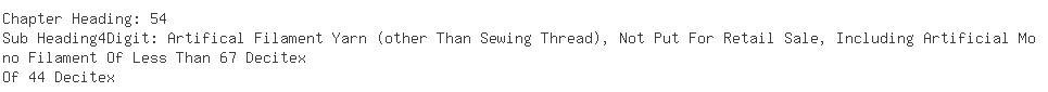 Indian Importers of yarn filament - Shreenathji Silk