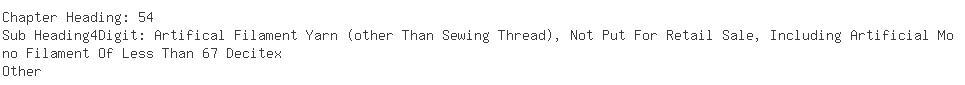 Indian Importers of yarn filament - Ramachandra Art-silk Yarn Trading Co