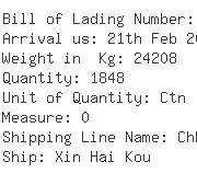 USA Importers of yellow croaker - Rich Shipping Usa Inc 1055