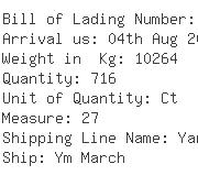 USA Importers of yellow jacket - L G Sourcing Inc 1605 Curtis