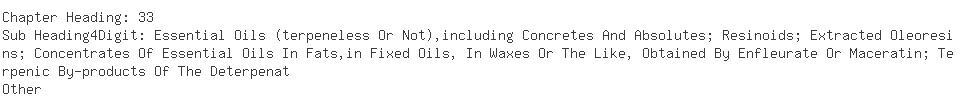 Indian Importers of ylang oil - Goldfield Fragrances Pvt. Ltd