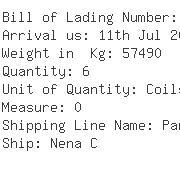 USA Importers of zinc coil - Dongbu Usa Inc