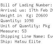 USA Importers of zip - American International Cargo