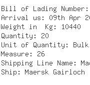 USA Importers of zirconium oxide - Mitsubishi Logistics America
